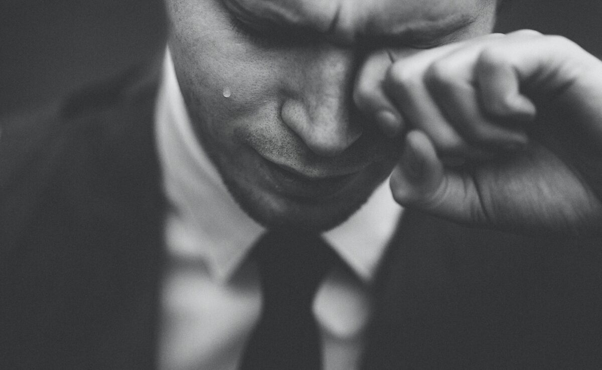 Be Raw, Be Real – Do Real Men Cry?
