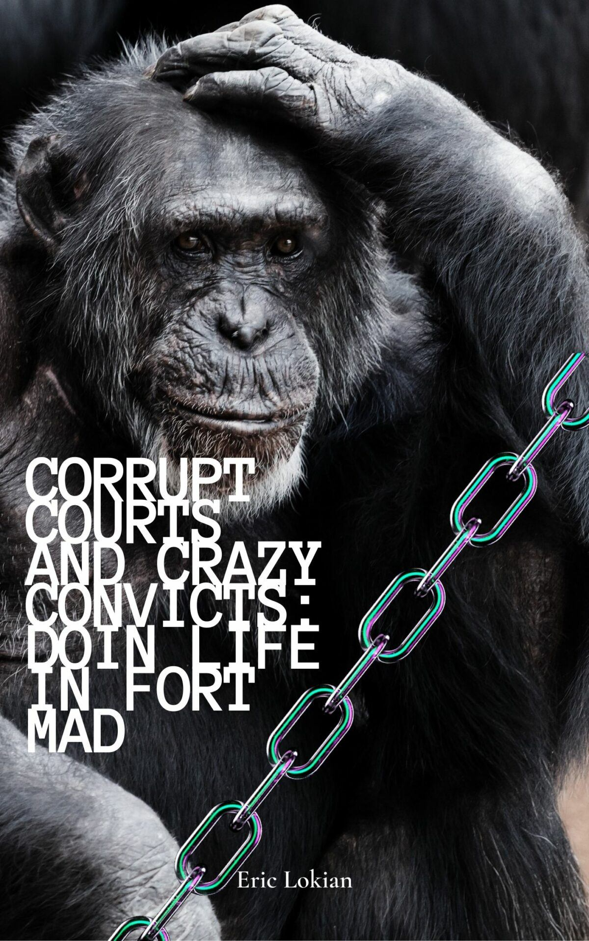 Books Written by Prison Inmates: Corrupt Courts and Crazy Convicts: Doin Life in Fort Mad